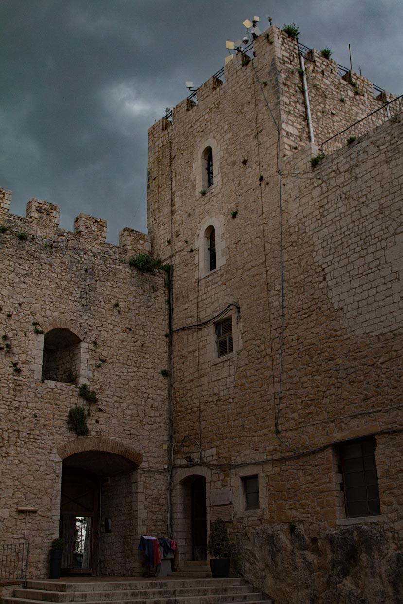 Castello Monforte Campobasso Molise