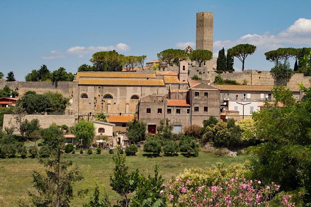 Tarquinia Corneto Lazio