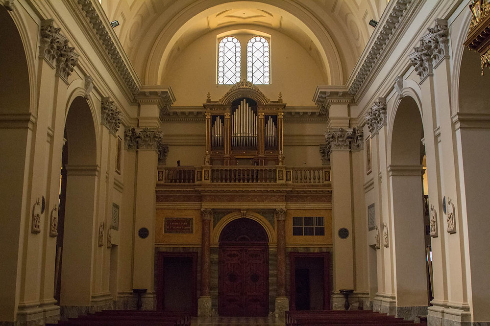 Duomo Tarquinia Santa Margherita Lazio
