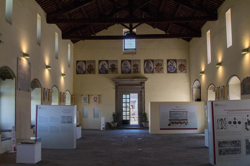 Sala del Conclave Viterbo Lazio