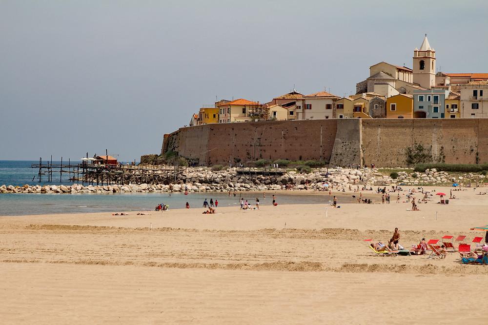 Termoli Beach Molise
