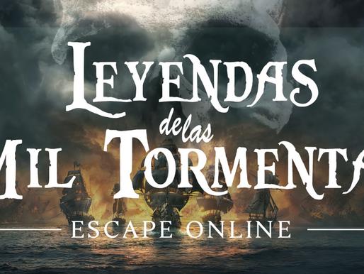 Leyendas de las Mil Tormentas Escape Online