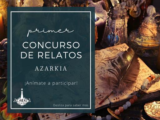 Primer Concurso de Relatos de Azarkia