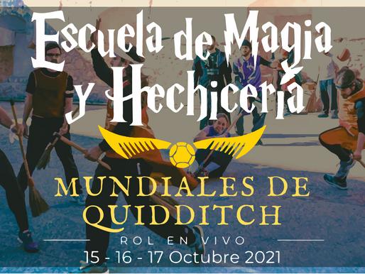Vive los Mundiales de Quidditch