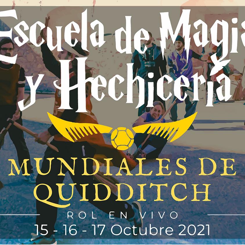 Escuela de Magia y Hechicería: Mundiales de Quidditch