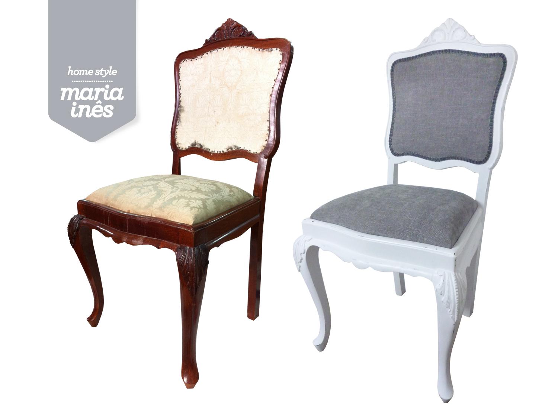Cadeira Queen Ann