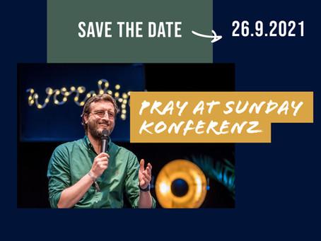 Maxi Oettingen kommt zur Konferenz