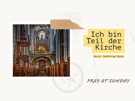 Ich bin Teil der Kirche | Preach von Theresa Zenker