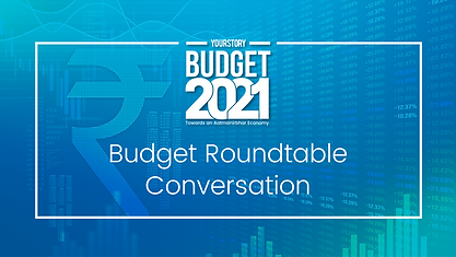 Post budget conversation with Siddarth Pai, 3One4 Capital