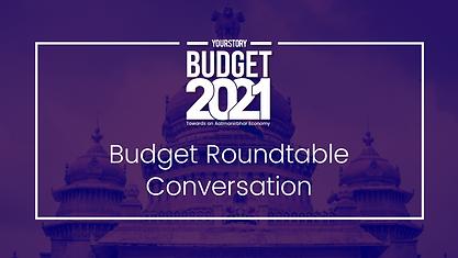 Post Budget Conversation with Prasanna Rao & Ranjith Mukundan