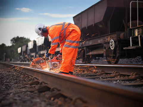 travailleur ferroviaire
