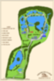 Map | Frobury Farm | Fishery
