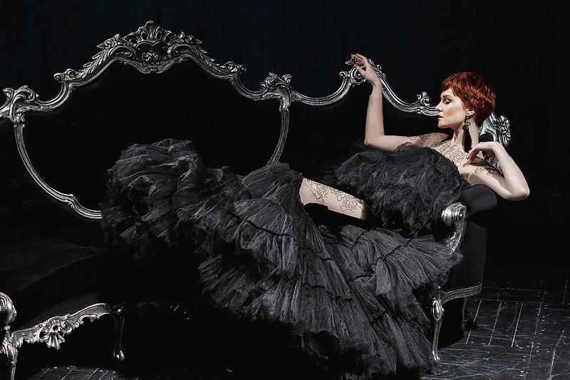 Свадебное/вечернее платье La Duchesse couture Дизайнер Анна Евсикова Подробнее...