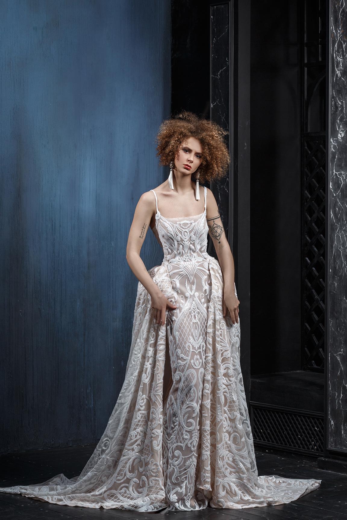 Свадебное платье L3