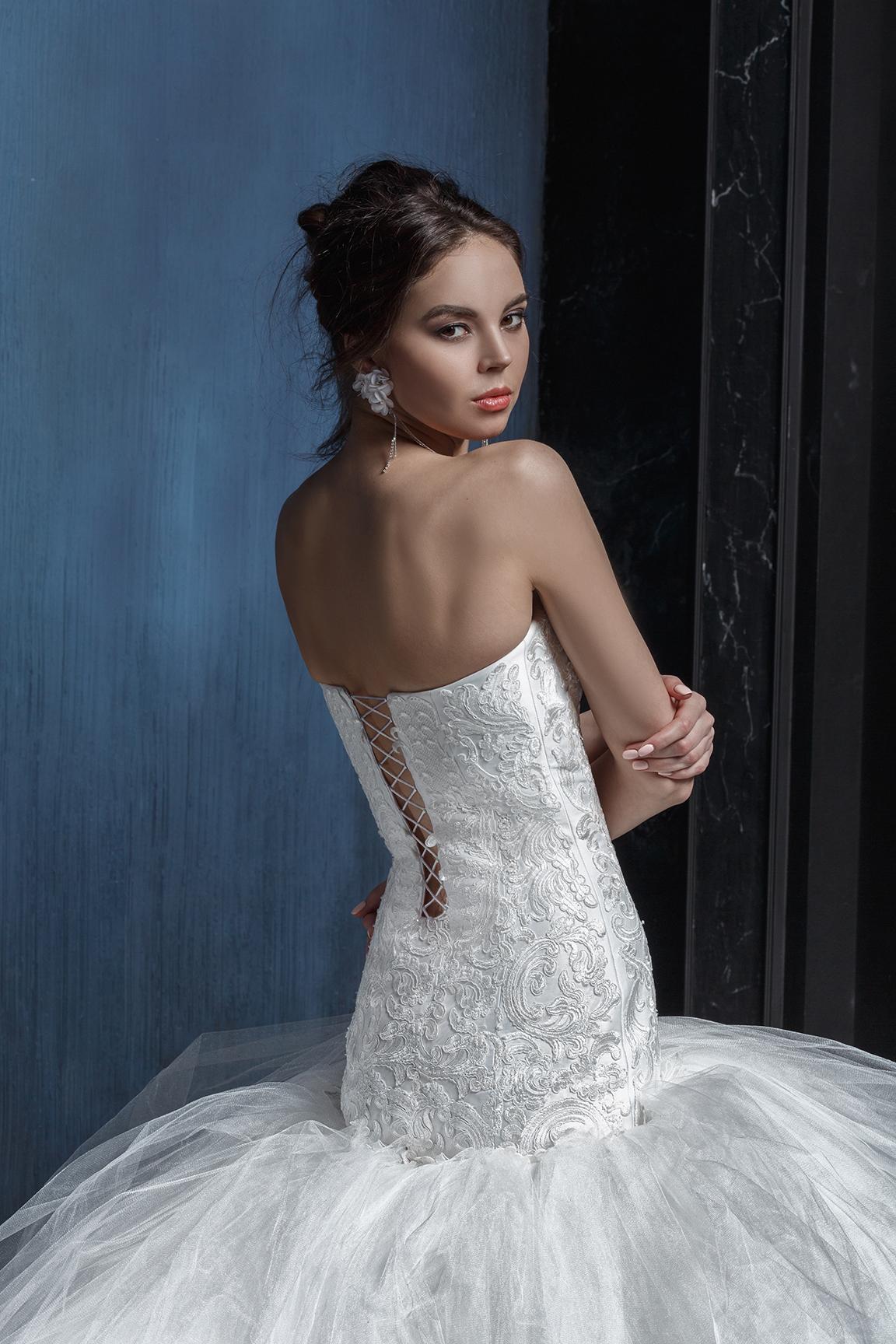 Свадебное платье L12