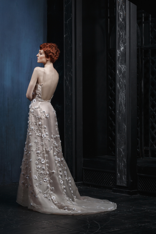 Свадебное платье L8
