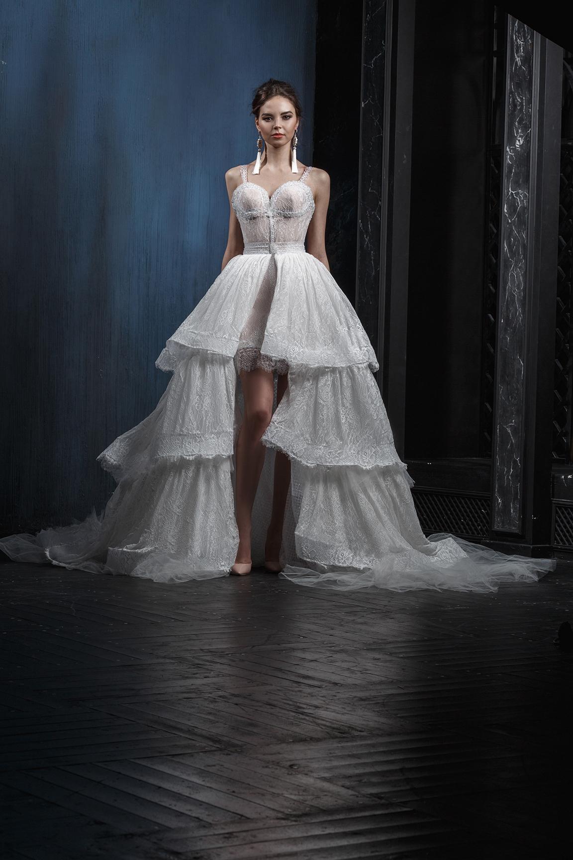 Свадебное платье L10
