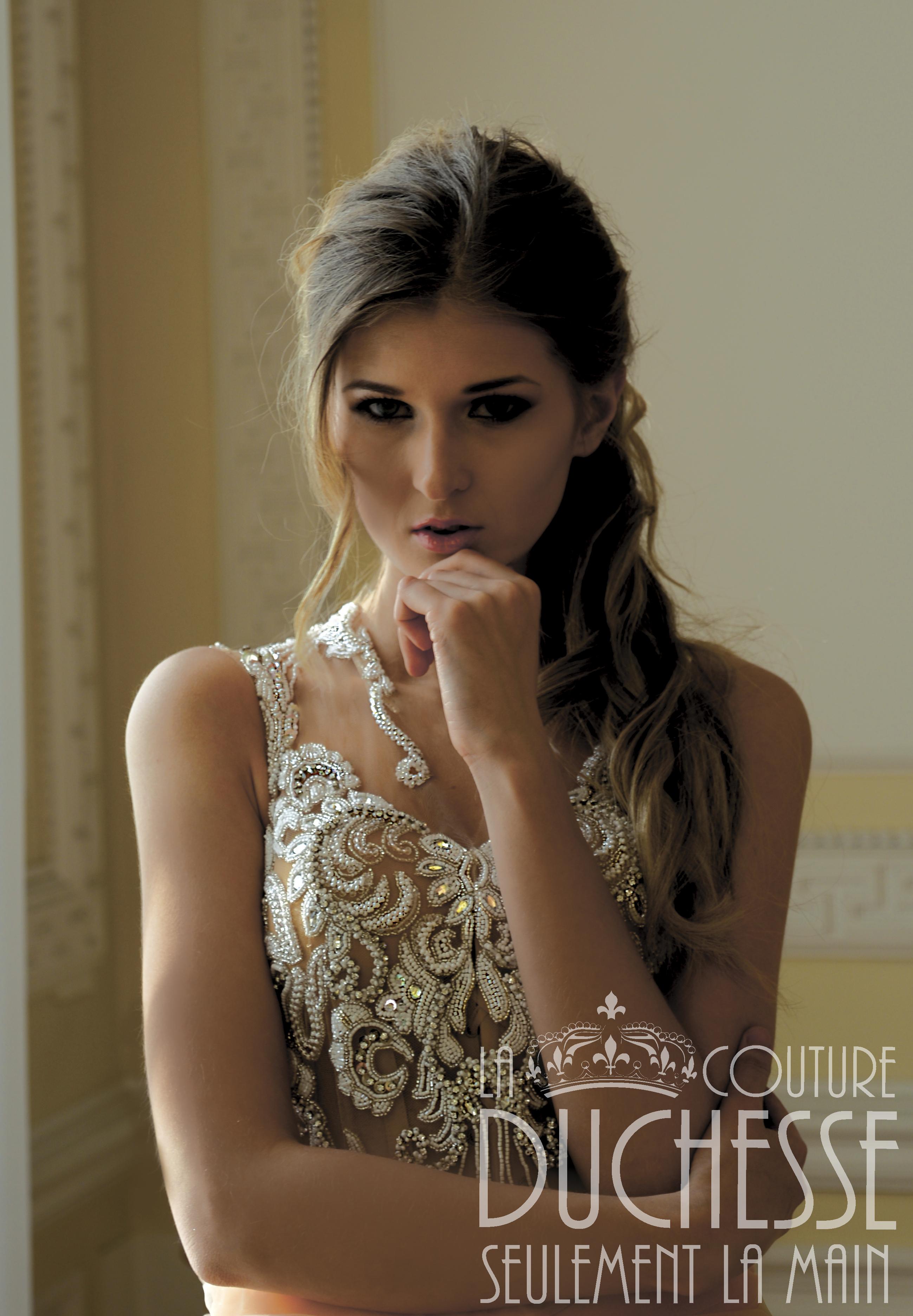 Свадебное платье LA DUCHESSE ня 8791