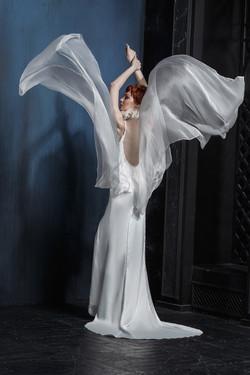 Свадебное платье L1