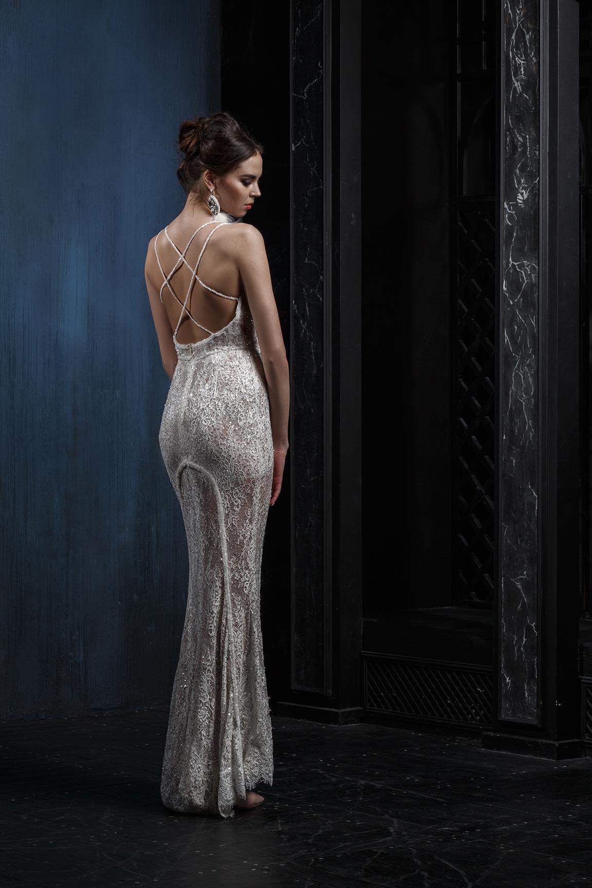 Свадебное платье L4