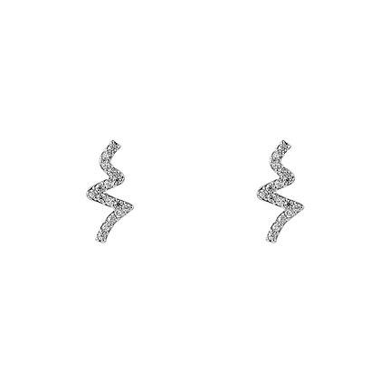 Lightning Flash Earrings