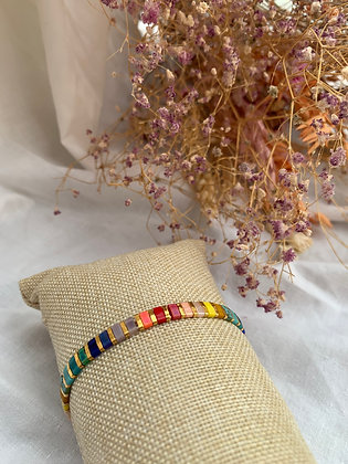 Colorful small bracelet