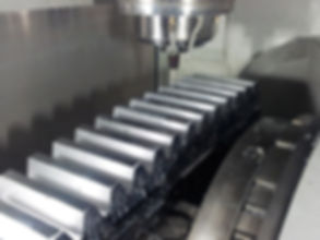 CNC frezen GBS International