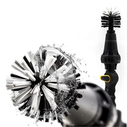 Escova De Limpeza Auto Turbo Brush