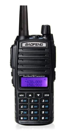 Radio Comunicador 5w Bf Vhf  uhf  Fm