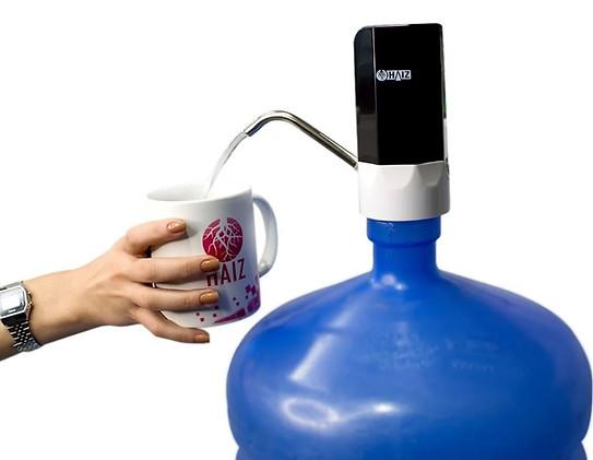 Bebedouro Bomba Eletrica P Garrafao Galão