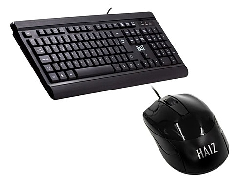 Kit Teclado e Mouse Clássico