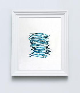 Mackerels framed.jpg