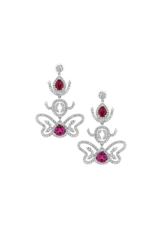 1_Ruby Party Earrings