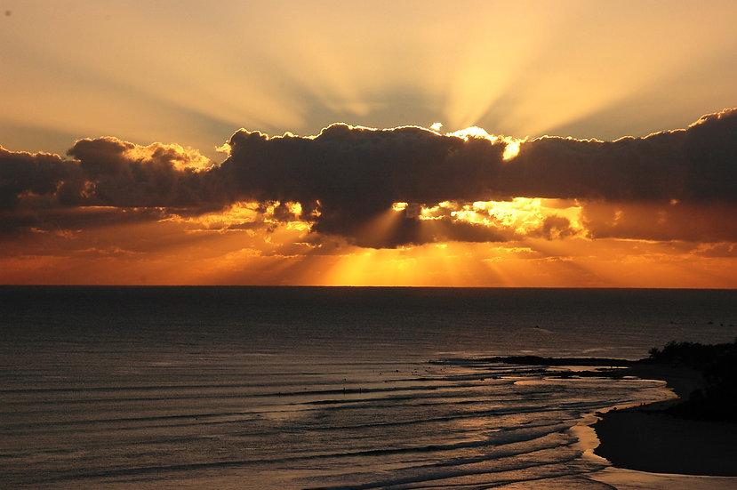 Coolangatta Sunrise