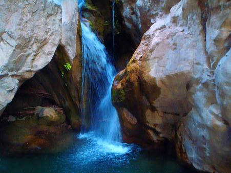 Sarakina's Gorge