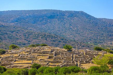 Gournia Ancient Village