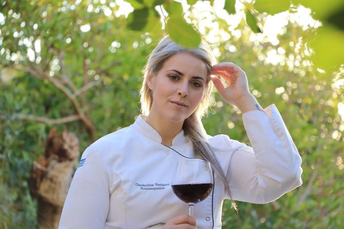 H Kωνσταντίνα Βούλγαρη-Κοντεσοπούλου στον τελικό του S.Pellegrino Young Chef 2018 !