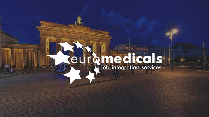Το νέο social rebranding της ελληνογερμανικής εταιρείας Euromedicals !