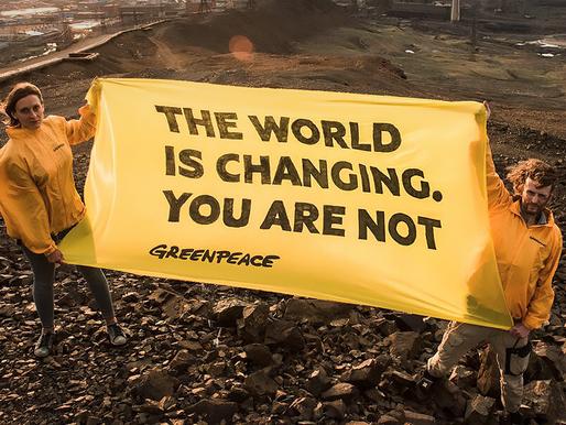 Greenpeace στο KSN: Δεν χρειάζεται να έχεις διδακτορικό για να καταλάβεις τα αυτονόητα!