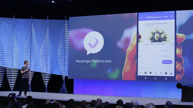 Στα Chatbots στρέφονται Facebook και Microsoft !