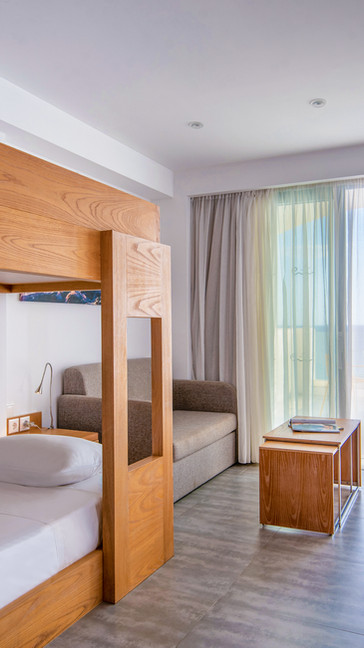 Petra Mare - Family Suite with Sea View