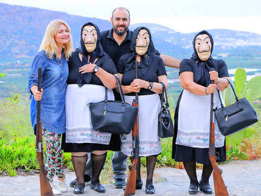 To «Cretan Casa De Papel» στην λίστα Youtube Rewind !