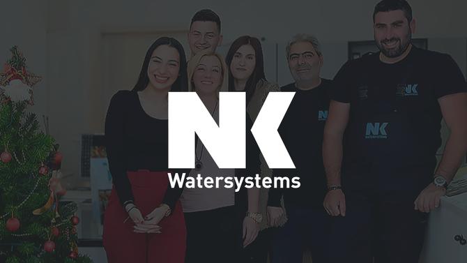 Η νέα ψηφιακή επικοινωνία της εταιρείας NK Watersystems !