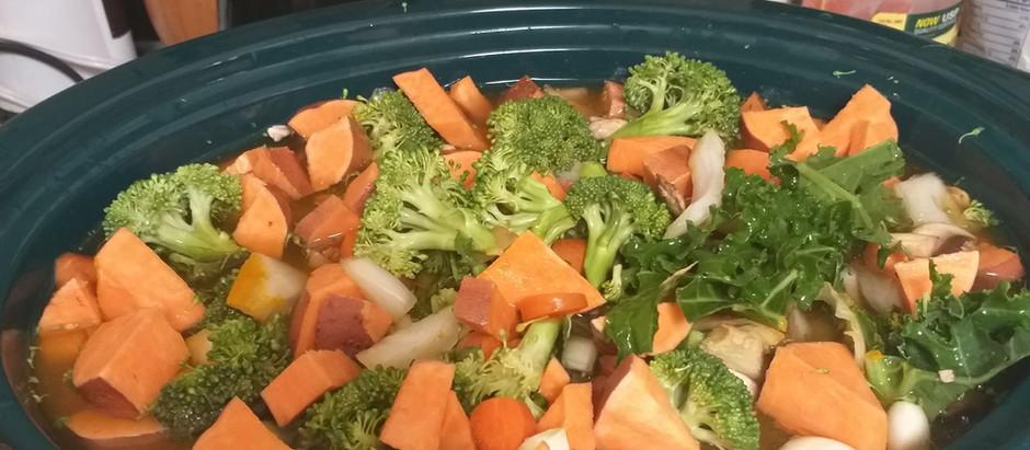 Quick & Easy Veggie Soup