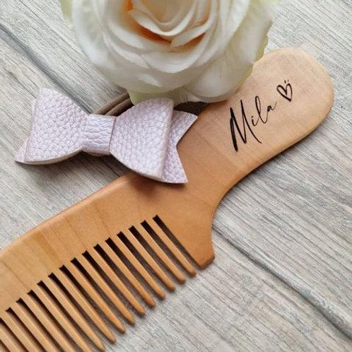 Personalised Children's Comb