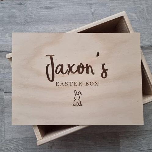 Easter/Christmas Keepsake Box