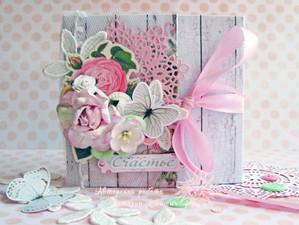 Цветочно-розочковый миник к первому  Дню Рождения ЯрСК.