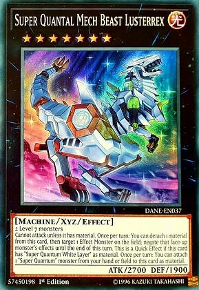 Super Quantal Mech Beast Lusterrex