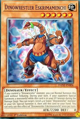 Dinowrestler Eskrimamenchi