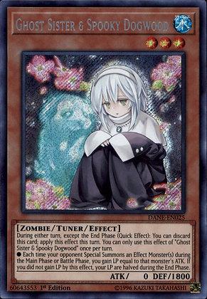 Ghost Sister & Spooky Dogwood